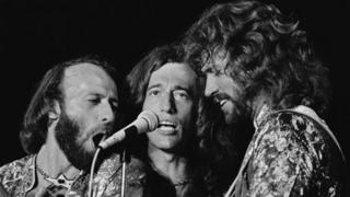 The Bee Gees in 1979