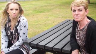 Faye Yates-Badley and Mandy Baylis