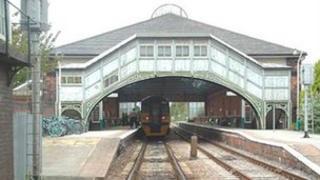 Beverley Railway station