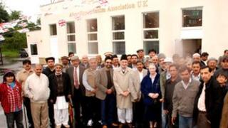 Jubilee celebration at Darul Amaan Mosque in Hulme