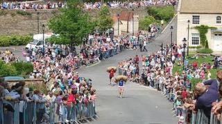 Tetbury Woolsack Races