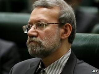 Ali Larijani (27 May 2012)