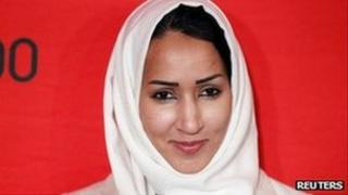 Manal al-Sharif, who was jailed for driving in Saudi Arabia last year photographed in April 2012.