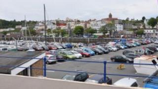 St Peter Port's Albert Pier
