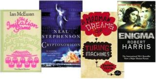 Books and plays based on Turing's life
