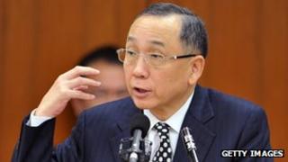 Kazuhiko Asakawa, AIJ president president