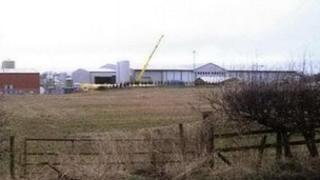 Lockerbie site