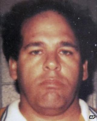 Frank Calabrese Sr, file photo from 1983