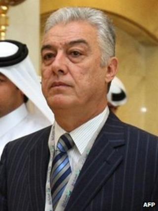 Samih Fahmi in Doha, 2007