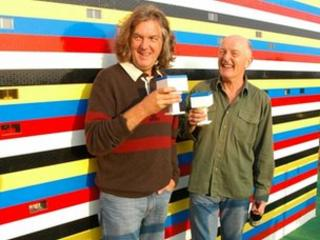 James May, Oz Clarke