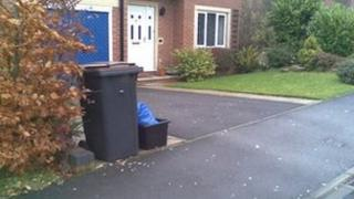 Recycling in Harrogate. Picture Harrogate Borough Council