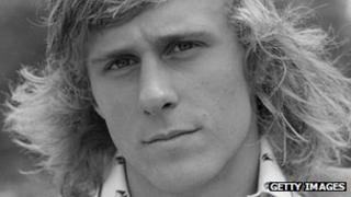 Bjorn Borg in 1974