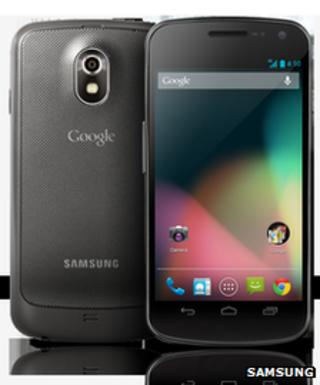 Nexus smartphones