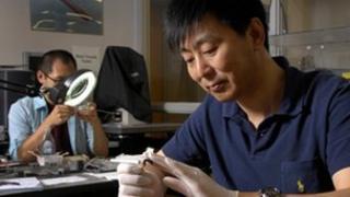 Prof Xiaodong Li and Lihong Bao