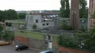 Mansfield General Hospital site