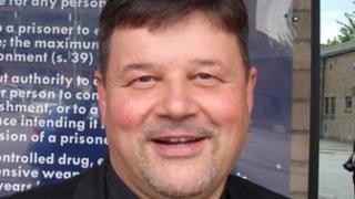 Reverend Mark John