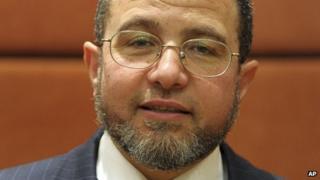 Hisham Qandil (4 April 2012)
