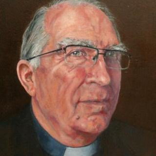 Portrait of The Very Rev John Irvine