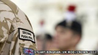 Second Battalion, the Royal Regiment of Fusiliers