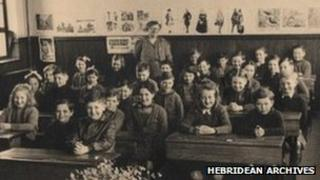 Archive school photograph