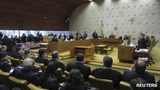Supreme Court in Brasilia