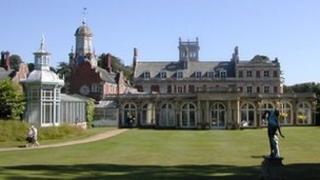 Somerleyton Hall, Suffolk