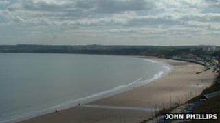 Filey beach. Picture John Phillips