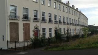Quoile Crescent in Downpatrick