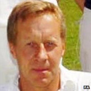 Victim Adrian Cooksey