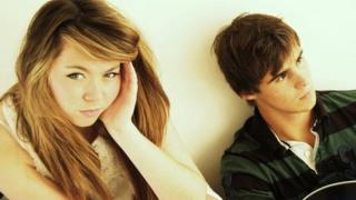 Danica Hunter and Hamish Chandler
