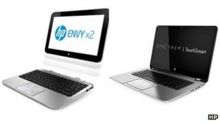 HP Envy x2 and Touchsmart