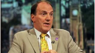Simon Hughes on the Andrew Marr show in 2011
