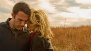 Ben Affleck and Rachel McAdams in To The Wonder
