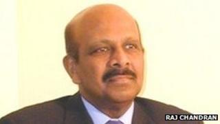 Dr Raj Chandran