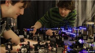 Quantum measurement setup
