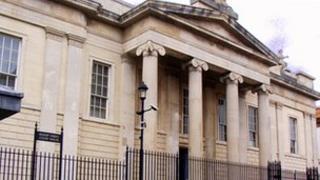 Bishop Street courthouse Derry
