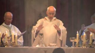 The ordination of the Bishop of Wrexham, the Rt Rev Peter Brignall