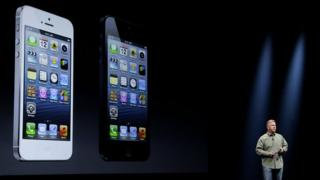 The iPhone 5 is revealed