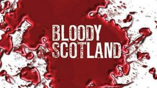 Bloody Scotland crime writing festival