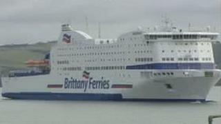Britanny Ferries' Armorique