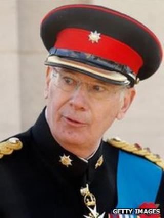 The Duke of Gloucester