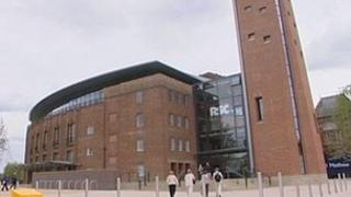 RSC in Stratford-upon-Avon