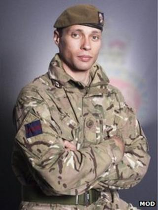 L/Cpl Duane Groom, deceased