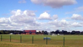 Colchester United's training centre in Tiptree