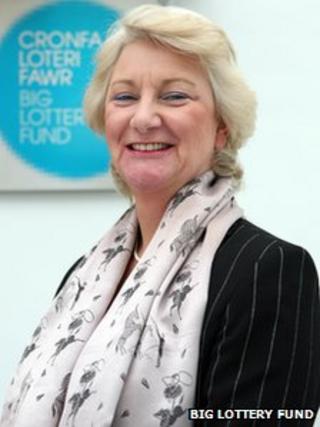 Barbara Wilding