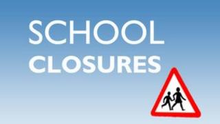 School closures in Surrey