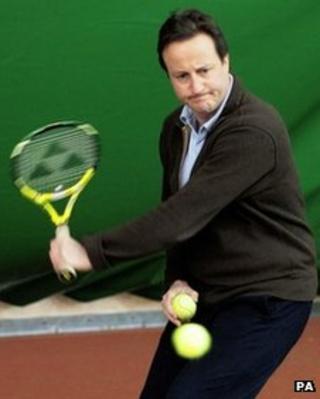 David Cameron (file pic)