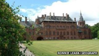Mount Stuart on Bute