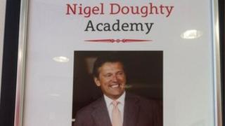 Nigel Doughty academy