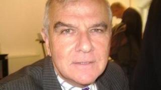 Tony Mullett